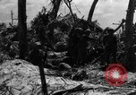 Image of American marines Tarawa Gilbert Islands, 1943, second 12 stock footage video 65675048149