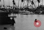 Image of United States Marines Tarawa Gilbert Islands, 1943, second 2 stock footage video 65675048150