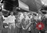 Image of Trans World airlines Lockheed Constelleation Burbank California USA, 1943, second 1 stock footage video 65675048164