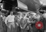 Image of Trans World airlines Lockheed Constelleation Burbank California USA, 1943, second 4 stock footage video 65675048164