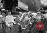 Image of Trans World airlines Lockheed Constelleation Burbank California USA, 1943, second 5 stock footage video 65675048164