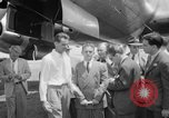 Image of Trans World airlines Lockheed Constelleation Burbank California USA, 1943, second 7 stock footage video 65675048164