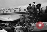 Image of Trans World Airlines Constellation Burbank California USA, 1943, second 11 stock footage video 65675048167