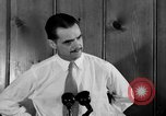 Image of Howard Hughes California United States USA, 1947, second 8 stock footage video 65675048169