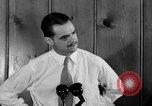 Image of Howard Hughes California United States USA, 1947, second 9 stock footage video 65675048169
