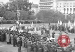 Image of King Paul Athens Greece Syntagma Square, 1947, second 2 stock footage video 65675048177