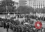 Image of King Paul Athens Greece Syntagma Square, 1947, second 4 stock footage video 65675048177