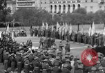 Image of King Paul Athens Greece Syntagma Square, 1947, second 6 stock footage video 65675048177