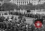 Image of King Paul Athens Greece Syntagma Square, 1947, second 7 stock footage video 65675048177