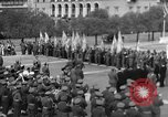 Image of King Paul Athens Greece Syntagma Square, 1947, second 8 stock footage video 65675048177