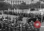 Image of King Paul Athens Greece Syntagma Square, 1947, second 9 stock footage video 65675048177