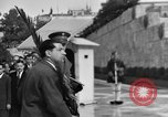 Image of King Paul Athens Greece Syntagma Square, 1947, second 12 stock footage video 65675048177
