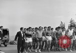 Image of Runners Athens Greece Syntagma Square, 1947, second 2 stock footage video 65675048178