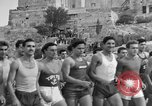 Image of Runners Athens Greece Syntagma Square, 1947, second 6 stock footage video 65675048178