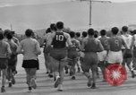 Image of Runners Athens Greece Syntagma Square, 1947, second 11 stock footage video 65675048178