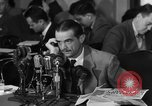 Image of Howard Hughes United States, 1947, second 7 stock footage video 65675048187