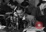 Image of Howard Hughes United States USA, 1947, second 9 stock footage video 65675048187