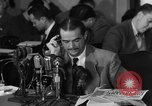 Image of Howard Hughes United States, 1947, second 10 stock footage video 65675048187