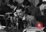 Image of Howard Hughes United States, 1947, second 13 stock footage video 65675048187
