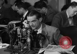 Image of Howard Hughes United States, 1947, second 14 stock footage video 65675048187