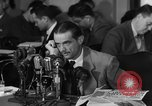Image of Howard Hughes United States, 1947, second 15 stock footage video 65675048187