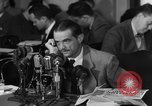 Image of Howard Hughes United States, 1947, second 16 stock footage video 65675048187