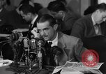 Image of Howard Hughes United States, 1947, second 19 stock footage video 65675048187