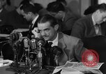 Image of Howard Hughes United States, 1947, second 20 stock footage video 65675048187