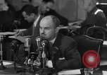 Image of Senate Committee Washington DC USA, 1947, second 12 stock footage video 65675048188