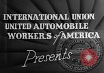 Image of General Motors workers United States USA, 1939, second 2 stock footage video 65675048189