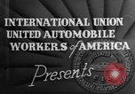 Image of General Motors workers United States USA, 1939, second 3 stock footage video 65675048189