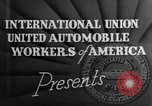 Image of General Motors workers United States USA, 1939, second 5 stock footage video 65675048189