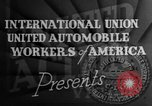 Image of General Motors workers United States USA, 1939, second 6 stock footage video 65675048189