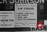 Image of General Motors workers Detroit Michigan USA, 1939, second 4 stock footage video 65675048190