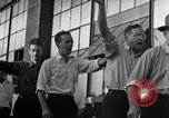 Image of General Motors workers Detroit Michigan USA, 1939, second 2 stock footage video 65675048193