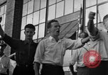Image of General Motors workers Detroit Michigan USA, 1939, second 3 stock footage video 65675048193
