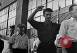 Image of General Motors workers Detroit Michigan USA, 1939, second 4 stock footage video 65675048193