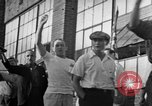 Image of General Motors workers Detroit Michigan USA, 1939, second 5 stock footage video 65675048193