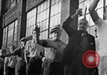 Image of General Motors workers Detroit Michigan USA, 1939, second 7 stock footage video 65675048193