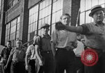 Image of General Motors workers Detroit Michigan USA, 1939, second 9 stock footage video 65675048193