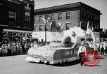 Image of Labor Day parade Princeton Indiana USA, 1947, second 2 stock footage video 65675048196