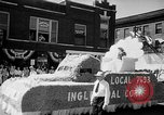 Image of Labor Day parade Princeton Indiana USA, 1947, second 7 stock footage video 65675048196
