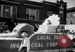 Image of Labor Day parade Princeton Indiana USA, 1947, second 9 stock footage video 65675048196