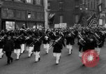 Image of Labor Day parade New York City USA, 1918, second 1 stock footage video 65675048216