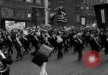 Image of Labor Day parade New York City USA, 1918, second 8 stock footage video 65675048216
