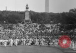 Image of Independence Day Washington DC USA, 1918, second 7 stock footage video 65675048217