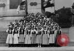 Image of Lithuanian singers Washington DC USA, 1918, second 1 stock footage video 65675048218