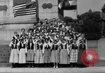 Image of Lithuanian singers Washington DC USA, 1918, second 3 stock footage video 65675048218