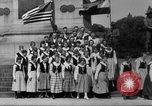 Image of Lithuanian singers Washington DC USA, 1918, second 5 stock footage video 65675048218