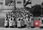 Image of Lithuanian singers Washington DC USA, 1918, second 6 stock footage video 65675048218